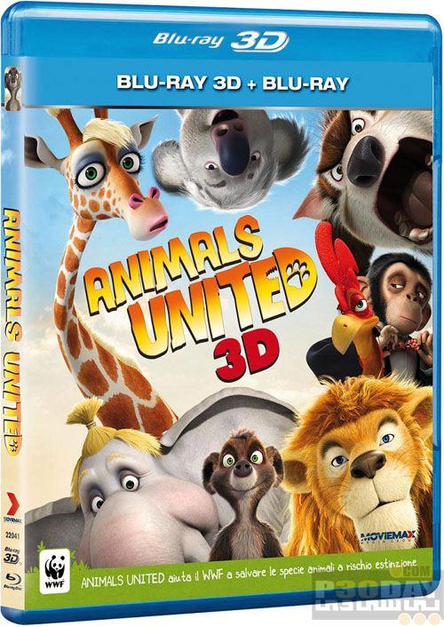 دانلود دوبله فارسی انیمیشن Animals United 2011