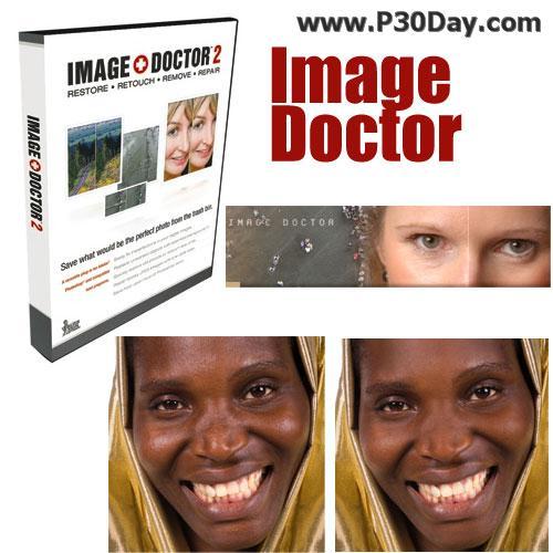 دانلود پلاگین تعمیر و باز سازی عکس Alien Skin Image Doctor 2.1.1.1079