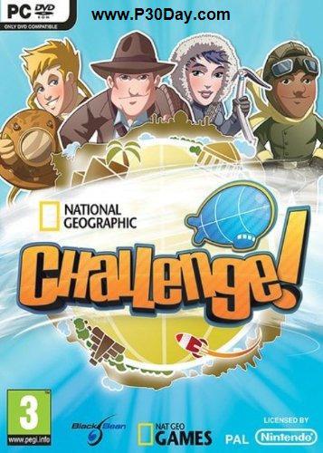 دانلود بازی فکری و آموزشی National Geographic Challenge 2011