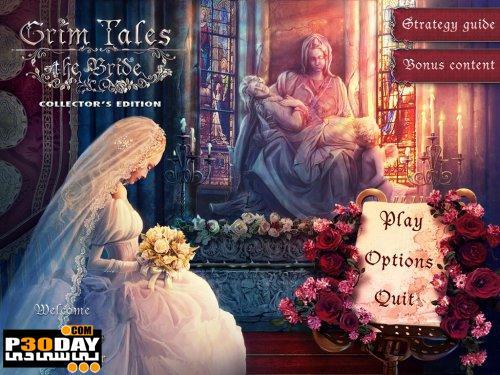 یافتن عروس گمشده در بازی Grim Tales: The Bride Collector's Edition
