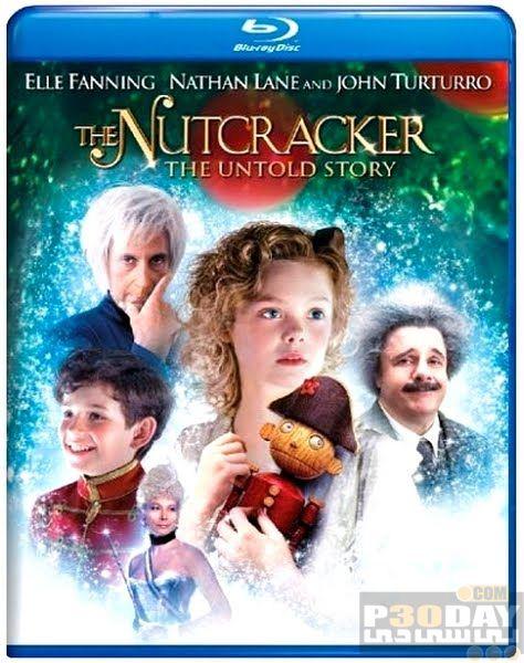 دانلود دوبله فارسی انیمیشن The Nutcracker in 3D