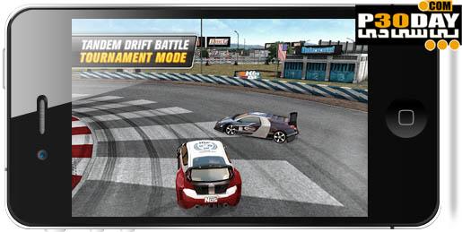 بازی فوق العاده جذاب و هیجانی Drift Mania Championship 2 v1.01 آیفون