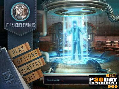 دانلود بازی هیجان انگیز و فکری Top Secret Finders Final 2012