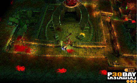 دانلود بازی Dungeons: The Dark Lord 2011 + کرک