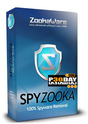 دانلود نرم افزار ضد تروجان Zookaware SpyZooka 5.2.0.18