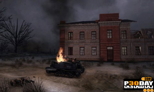 دانلود بازی Achtung Panzer Operation Star 2011 + کرک