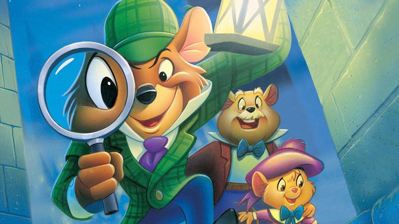 دانلود انیمیشن خاطره انگیز The Great Mouse Detective 1986