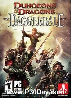 دانلود بازی Dungeons and Dragons Daggerdale 2011 + کرک
