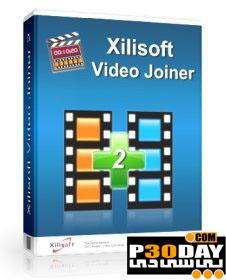 نرم افزار چسباندن فایل های ویدیوی به یکدیگر Xilisoft Video Joiner v2.0.1