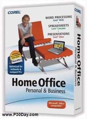مدیریت اسناد با نرم افزار معروف Corel Home Office 5.0.89.661
