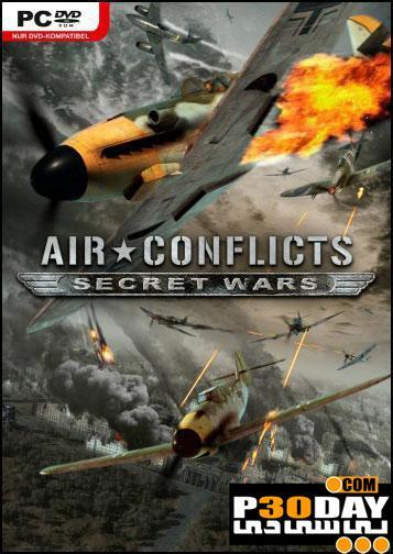 دانلود بازی هواپیمایی Air Conflicts Secret Wars 2011 + کرک