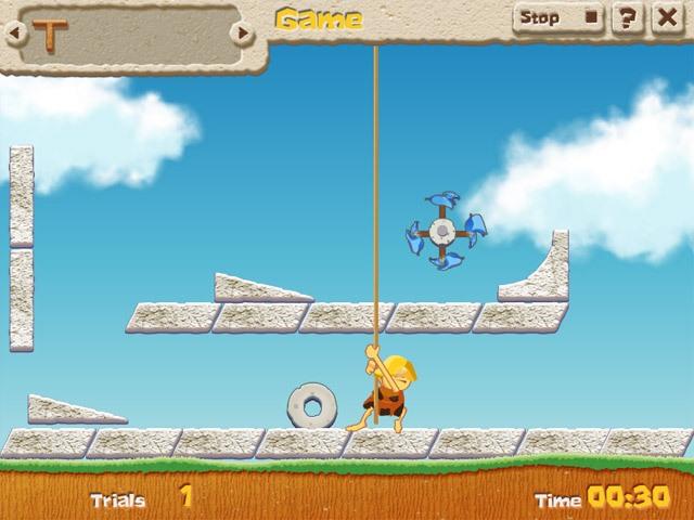 بازی کمک به غارنشین ها با استفاده از فیزیک Caveman Physics v1.0.0.0