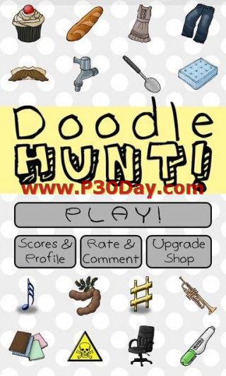 دانلود بازی یافتن اشیا آندروید Doodle Hunt 2.0