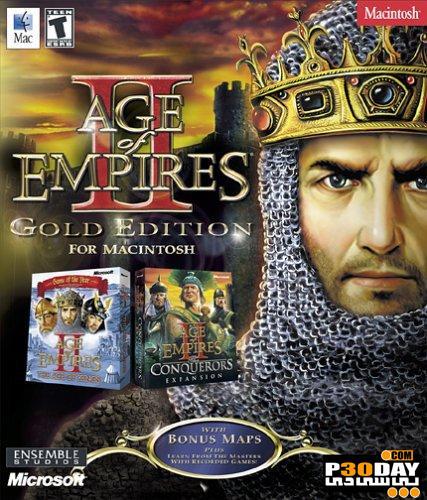 دانلود بازی استراتژیک و فرمانروایی قرون وستا Age Of Empires 2