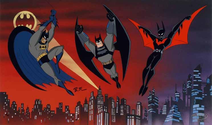 دانلود فصل اول انیمیشن Batman Beyond بصورت کامل ( 13 قسمت )