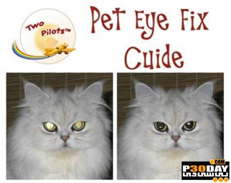 دانلود Pet Eye Fix Guide 2.2.7 - برنامه ویرایش و زیبا سازی چشم ها