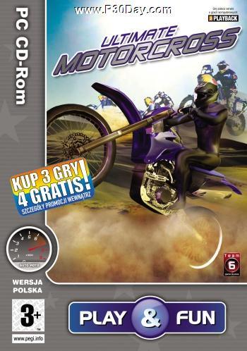 دانلود بازی زیبای موتورسواری Ultimate Motocross