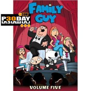 دانلود انیمیشن Family Guy - مرد خانواده - فصل پنجم بصورت کامل ( 18 قسمت