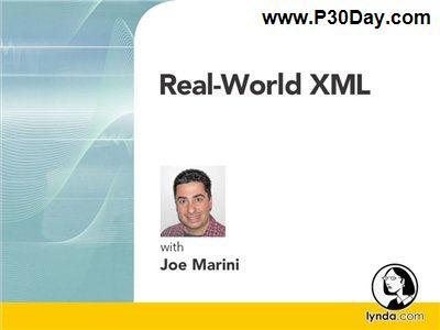 دانلود فیلم آموزش تصویری XML شرکت Lynda