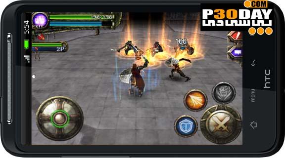 دانلود بازی اکشن و بسیار زیبای Kingdom Conquest 1.1.2 آندروید