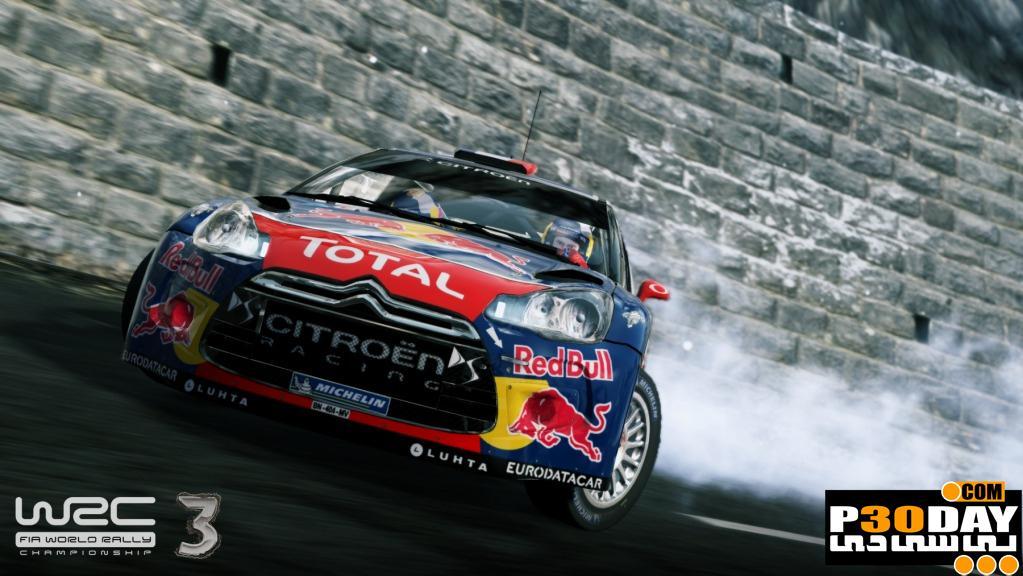 دانلود بازی WRC World Rally Championship 3 + کرک