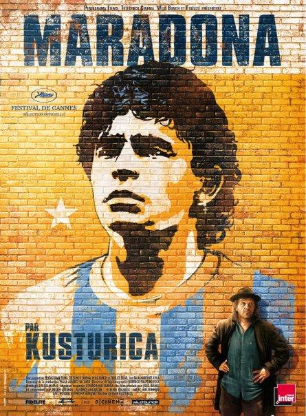 دانلود مستند فوتبالیست مارادونا Maradona by Kusturica