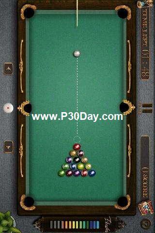 بازی بیلیارد موبایل آندروید Pool Master Pro v1.2