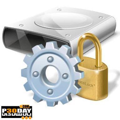 برنامه قفل گذاری بر روی فایلها و هارد دیسک Crypt4Free 5.5.3 Portable