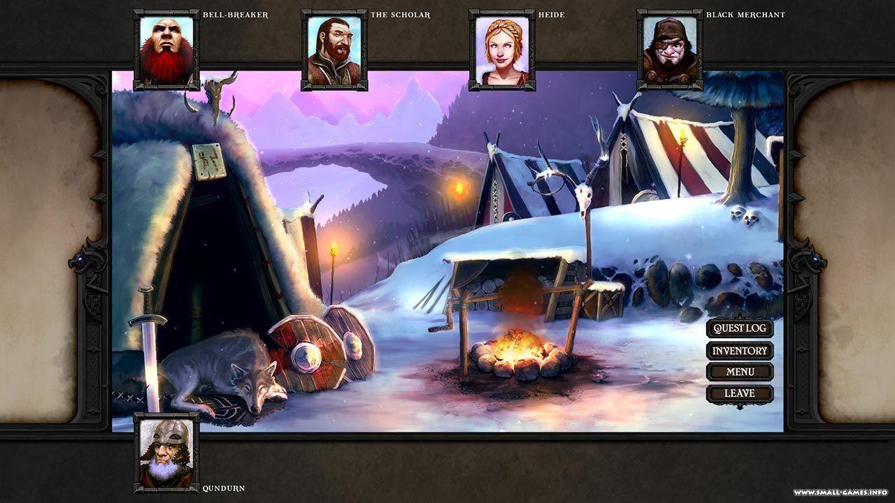 دانلود بازی زیبای پوکر جنگی Runespell: Overture v1.1