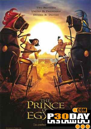 دانلود انیمیشن The Prince of Egypt 1998