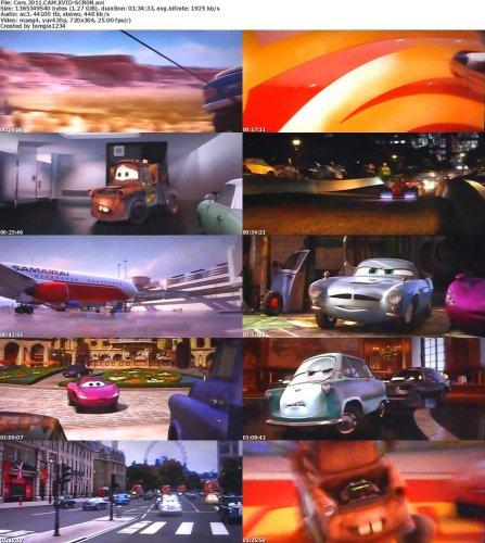 دانلود انیمیشن زیبای ماشین ها Cars 2