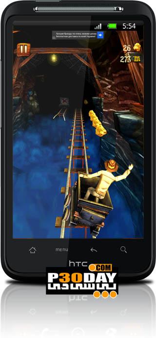 دانلود بازی جالب و بسیار زیبای Rail Rush 1.0.1 آندروید