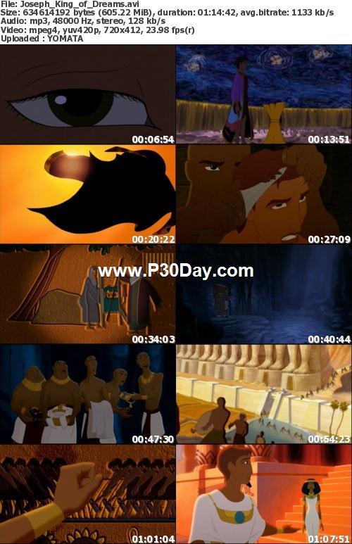 دانلود انیمیشن Joseph: King of Dreams