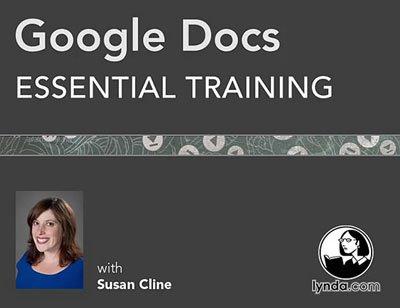 آموزش تصویری کار با اسناد گوگل Google Docs Essential Training