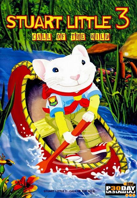 دانلود انیمیشن Stuart Little 3: Call of the Wild 2005