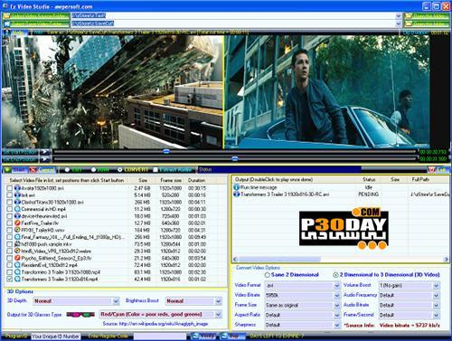 دانلود برنامه ویرایش , برش و چسباندن ویدیو Ez Video Studio 1.0.0.5