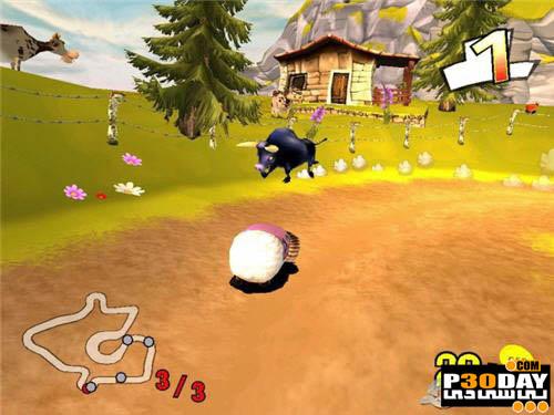 دانلود بازی Champion Sheep Rally 2006