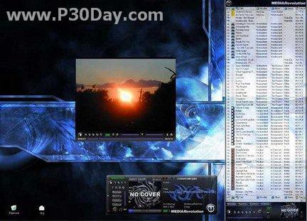 دانلود برنامه پخش کننده فایل های صوتی و تصویری MEDIARevolution 3.5.2