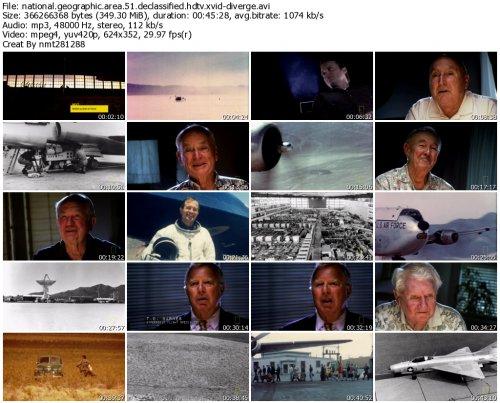 دانلود مستند مخفی ترین مکان روی زمین Area 51 Declassified
