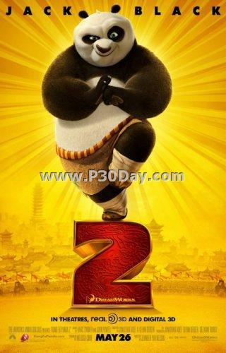 دانلود انیمیشن Kung Fu Panda 2 با زیرنویس فارسی