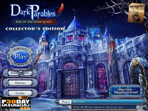 بازی Dark Parables 3 Rise of the Snow Queen Collector's Edition Final
