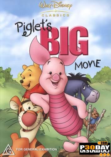 دانلود کارتون زیبای Piglet's Big Movie 2003