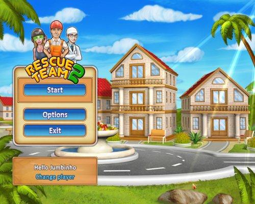 دانلود بازی استراتژی تیم نجات Rescue Team 2
