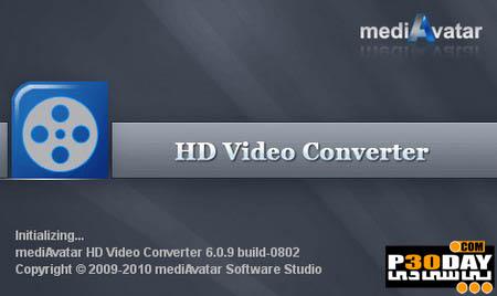نرم افزار تبدیل فایل های HD با mediAvatar HD Video Converter 6.6.0.0623