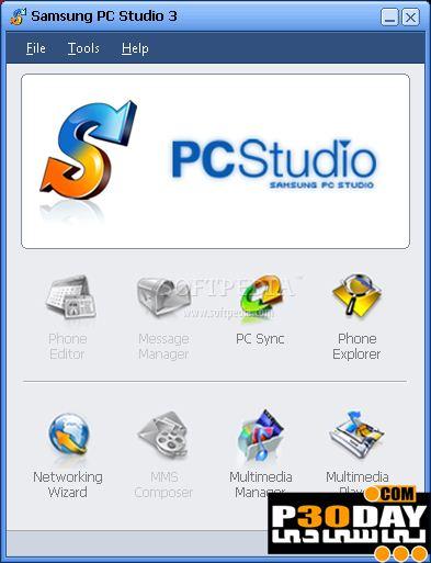 نرم افزار مدیریت موبایل های سامسونگ Samsung PC Studio 7.2.24.9