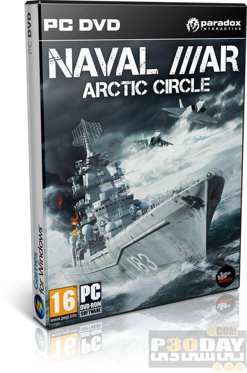 دانلود بازی Naval War Arctic Circle 2012 با لینک مستقیم + کرک