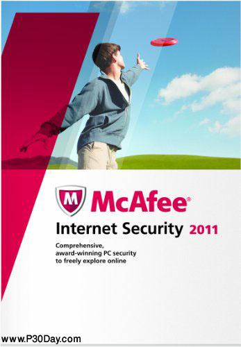 بسته امنیتی قدرتمند محافظ اینترنتی McAfee Internet Security 2011