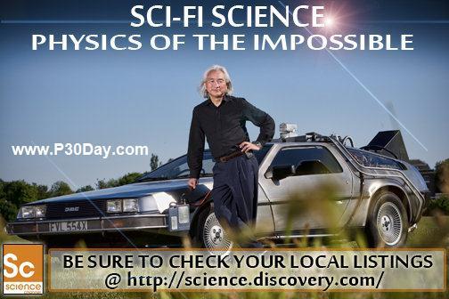 """دانلود فصل اول مستند بی نظیر """"علم غیر ممکن"""" Sci-Fi Science: Physics of the Impossible"""