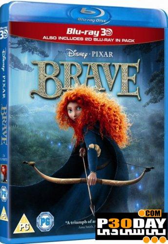 دانلود انیمیشن جدید و فوق العاده زیبای Brave 2012 + زیرنویس فارسی