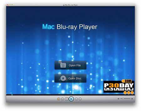 پخش فایل های Blu-ray با Mac Blu-ray Player 1.4 سیستم عامل Mac OSX